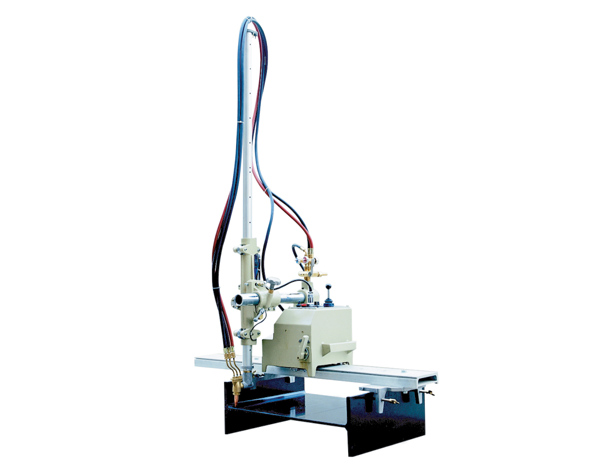 Small CG1-2A H-beam Cutting machine image