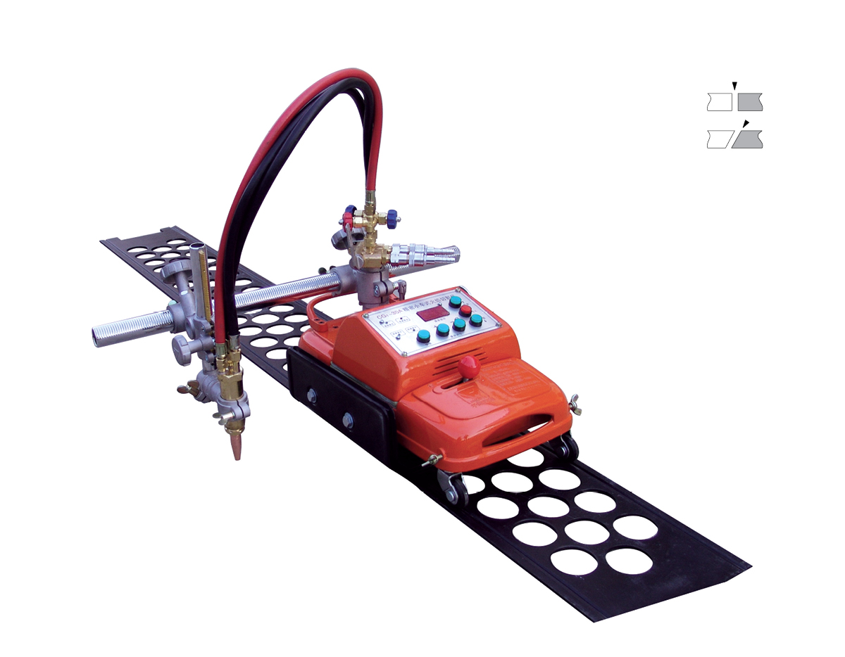 Small CG1-30A straight line gas cutting machine image
