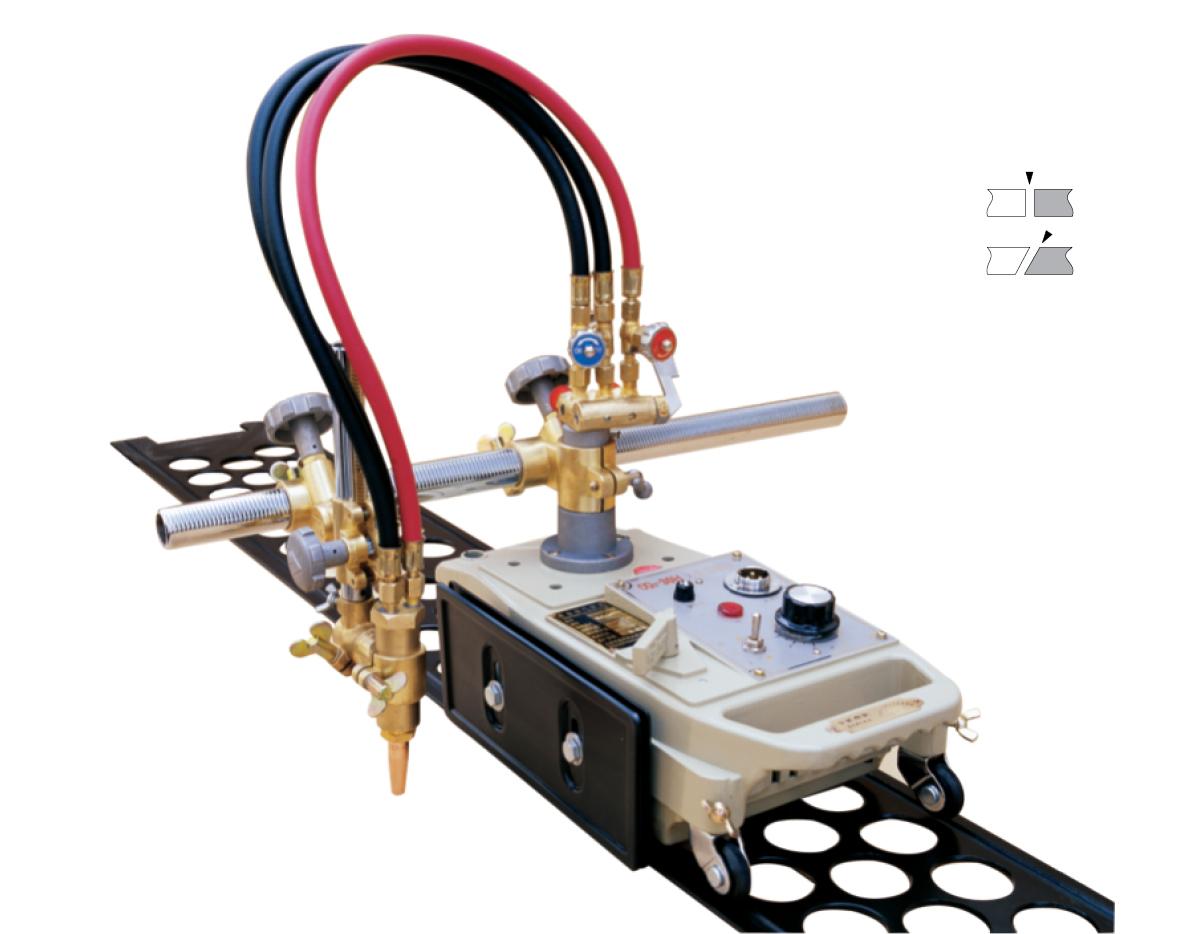 Small CG1-30H Straight Type Oxy-fual Cutting Machine image