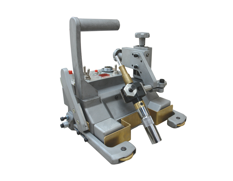 Small HK-6A Handy Multi Fillet Stitch Welding Tractor image