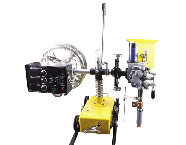 HMZ-1000 Automatic Submerged Arc welding tractor carriage machine