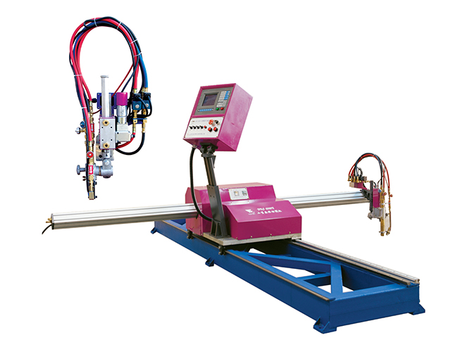HNC-2100X portable CNC plasma and oxy-fuel cutting machine cutter