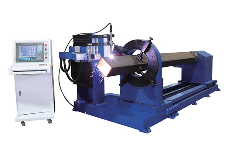 XG series of CNC intersecting pipe line cutting machine