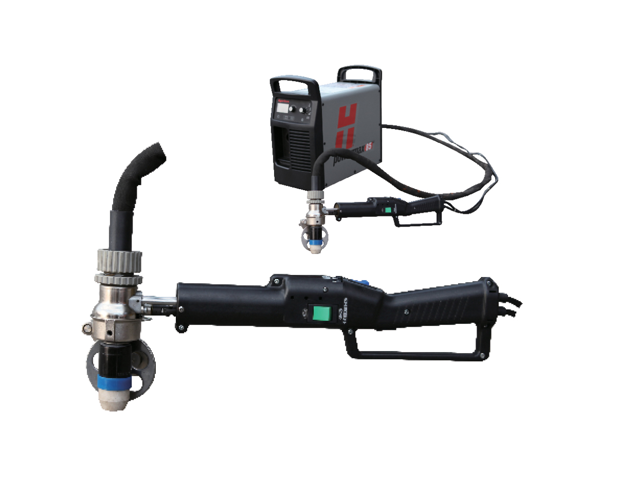 HK-55P Handy automatic motorized plasma cutter torch