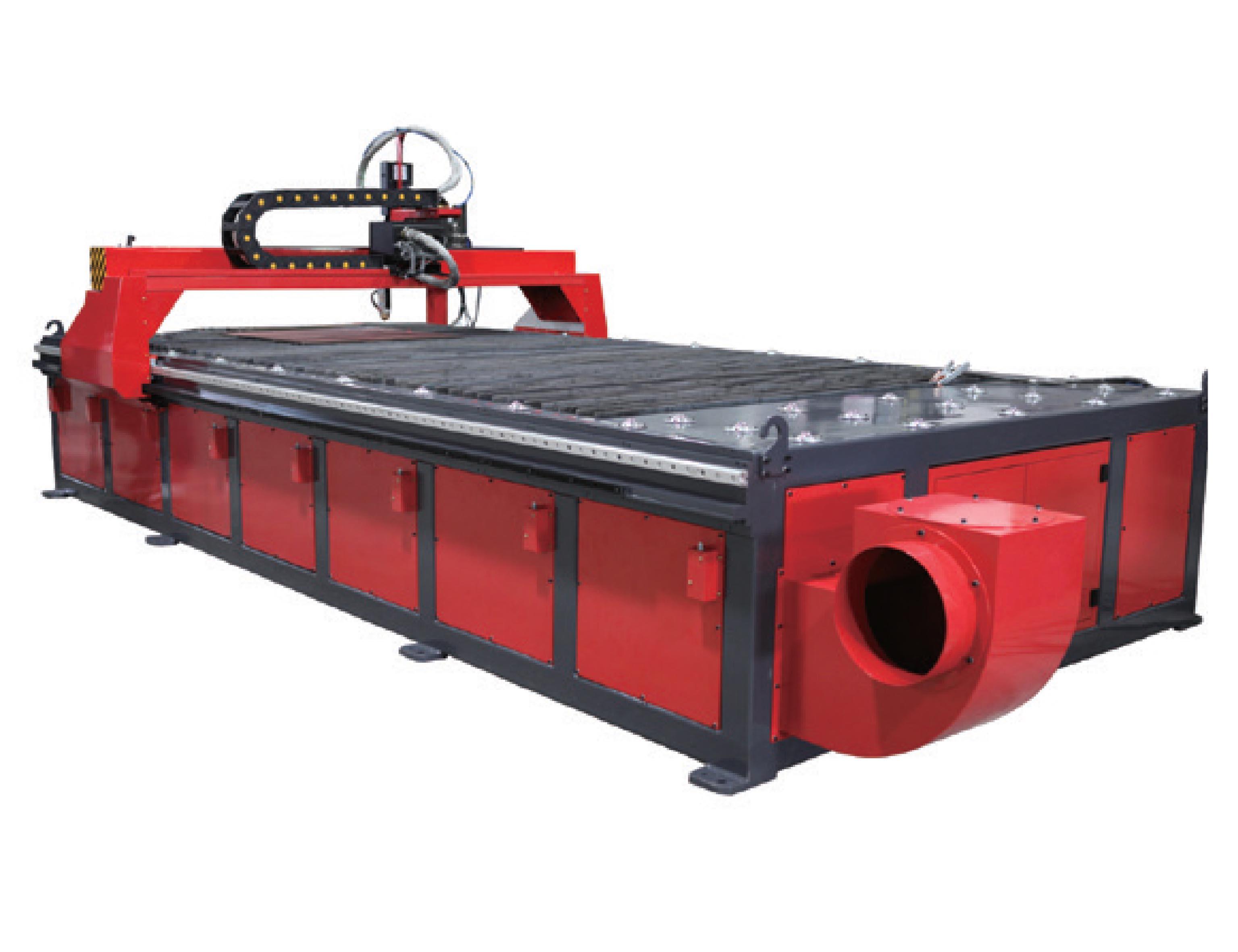 Small TMG Table model high-speed precision CNC plasma cutting machine image
