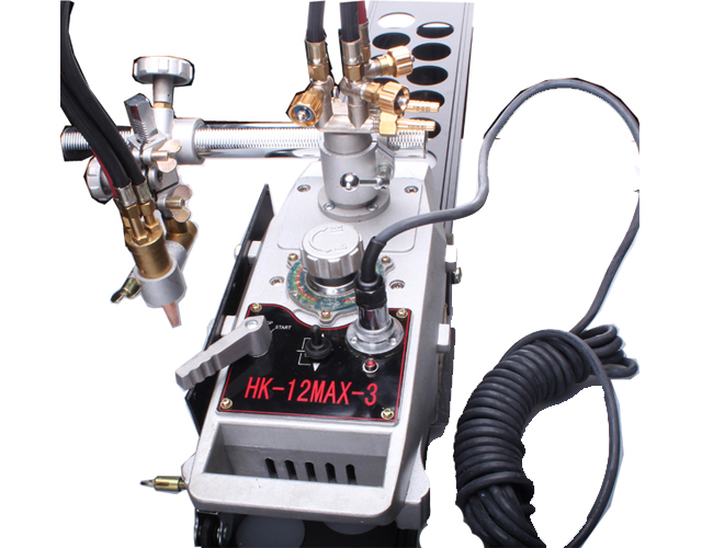 Small HK-12MAX-3 flame cutting machine image