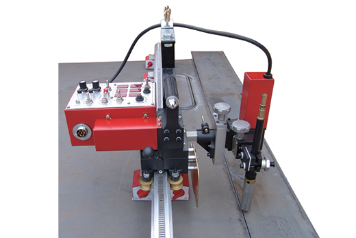 HK-100 Magnetic Straight Welding Swing Model Oscillation Auto Weld carriage