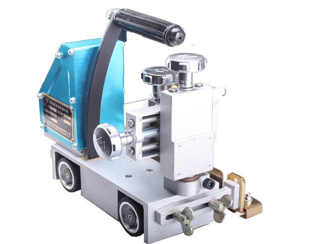 Small HK-5SN Wel Handy Super Narrow Compact Samll Fillet Stitch Angle Welding Carriage Tractor image