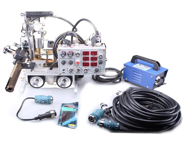 小さなhk-8ss-w磁気揺動型垂直自動溶接トラクター画像