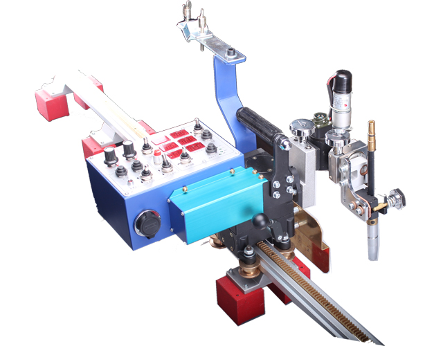 Small HK-100 Magnetic Straight Welding Swing Model Oscillation Auto Weld carriage image
