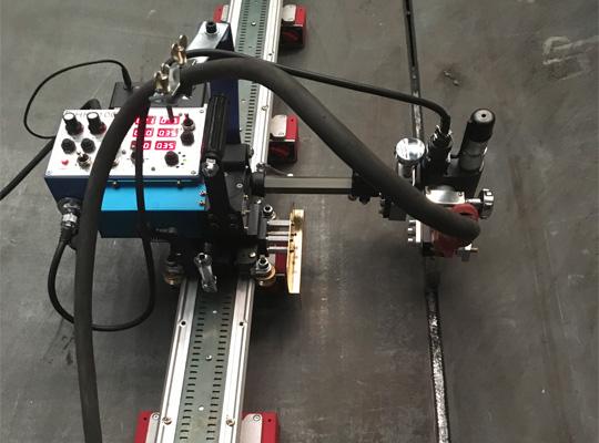Small HK-100K Vertical Line Auto Weld Machine Swing-type Welding Tractor image