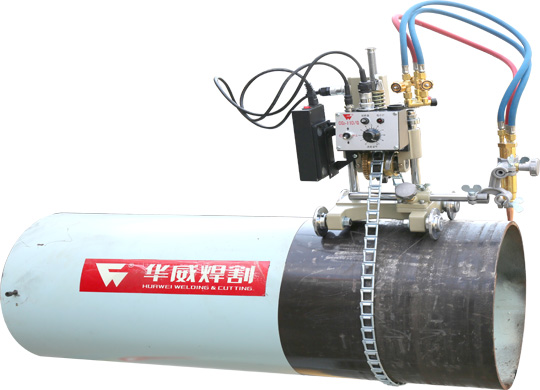 CG2-11D/G Manual/automatic integrated pipe cutting machine