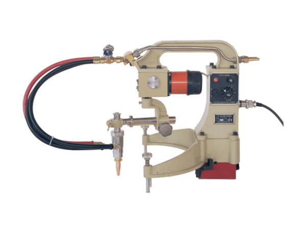 Small CG2-200 cycle shape acetylene propane gas cutter image