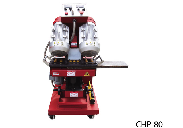 Small CHP-80 Automatic plate milling machine image