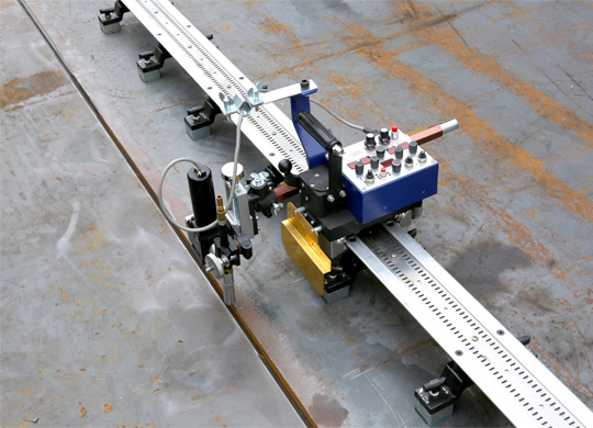 HK-100S-RC Straight Welding Swing-type Automatic Welding Carriage