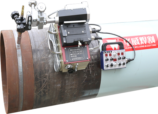 HK-11WE Pipe All-position Automatic Welding Carriage