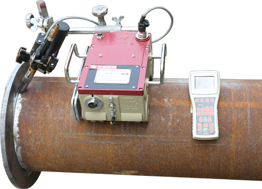 HK-11WS Pipe All-position Automatic Welding Carriage (wireless remote )