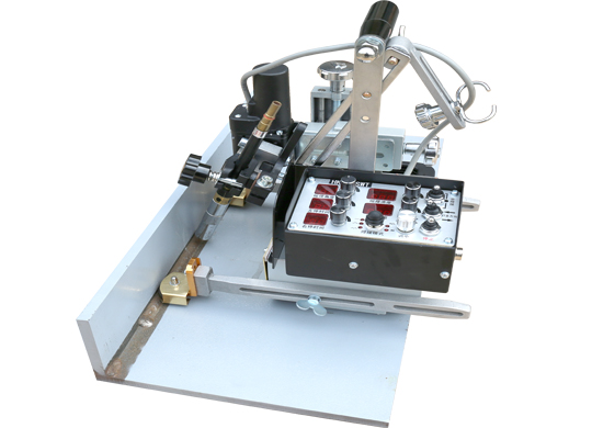 HK-8SSWT Swing-Type Vertical Welding Automatic Carriage