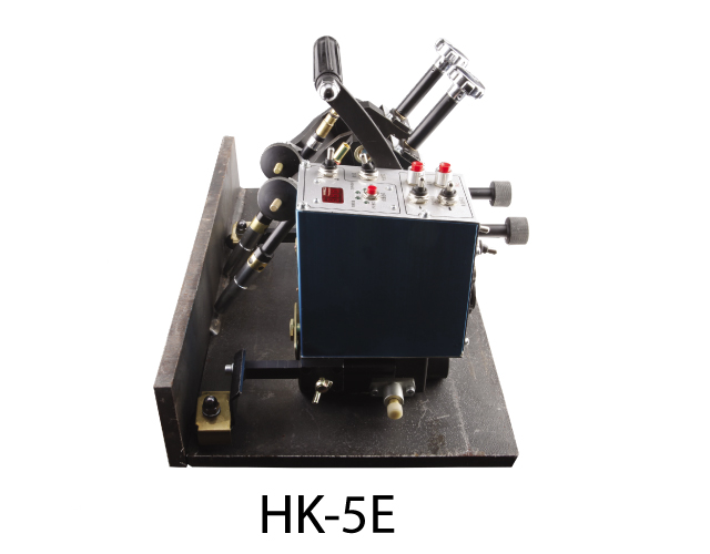 HK-5E portable double two torch auto welding carriage
