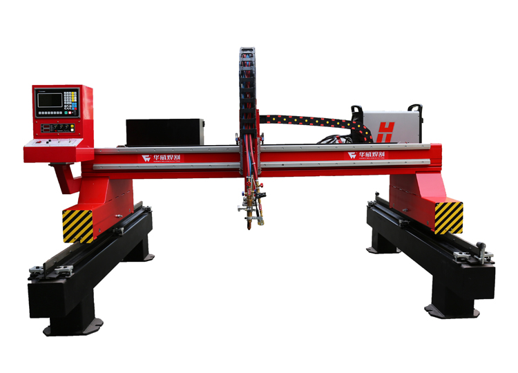 HNC-2500G Economical Light Gantry CNC Plasma & Oxy-Fuel Plate Cutting Machine