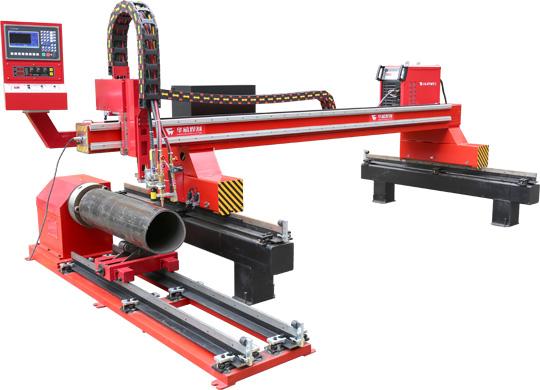 HNC-3000XG Gantry CNC Pipe Plate Cutting Machine