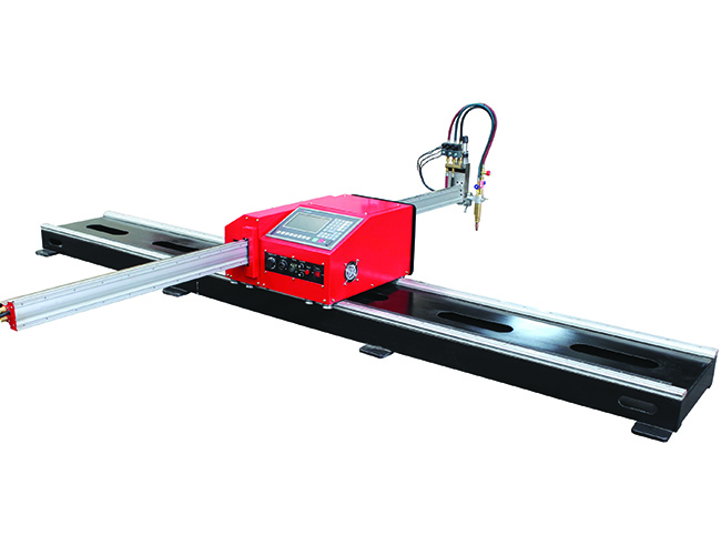 HNC-1800W portable mini CNC plasma and flame cutting machine cutter