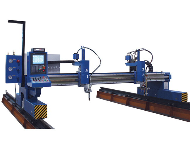 HNC-4000 Standard CNC Plasma & Oxy-Fuel Plate Cutting Machine