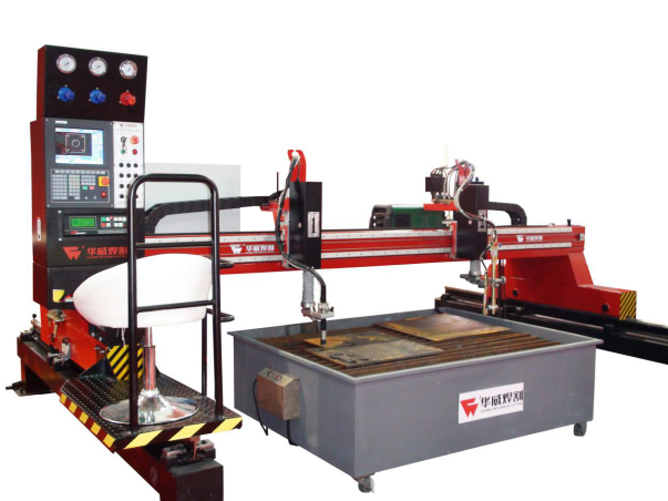 HNC-4000H Economical CNC Plasma & Oxy-Fuel Plate Cutting Machine
