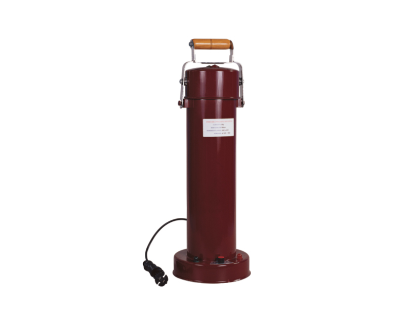 Portable welding rod dryer for 10kg rod s type