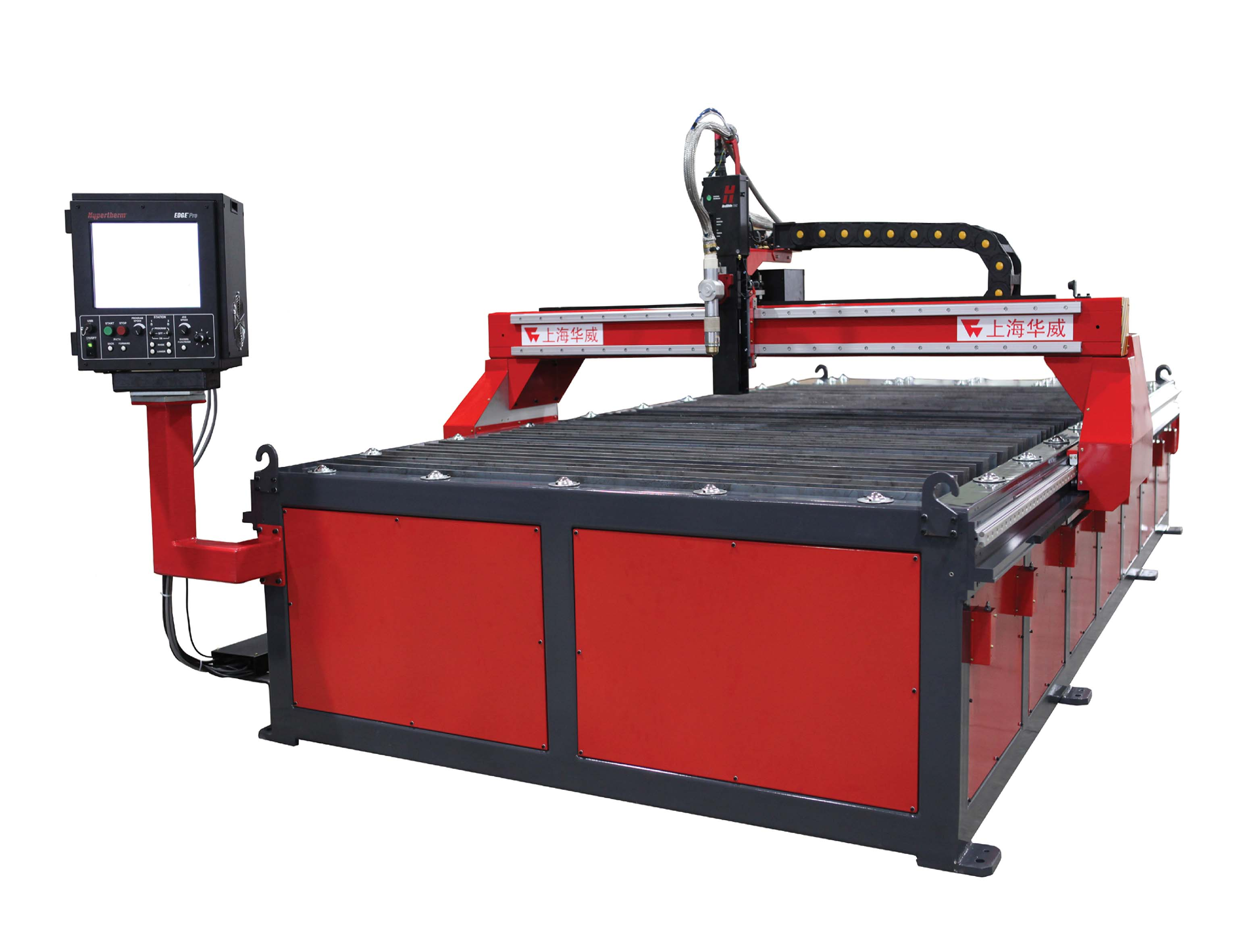 TMG Table model high-speed precision CNC plasma cutting machine