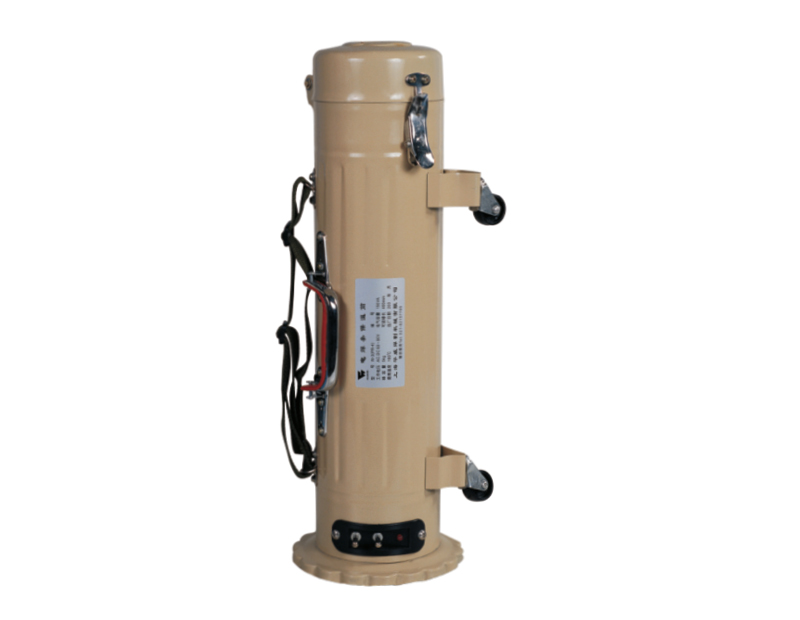 Small W-3 Portable welding Rod Dryer for 5kg Rod. image