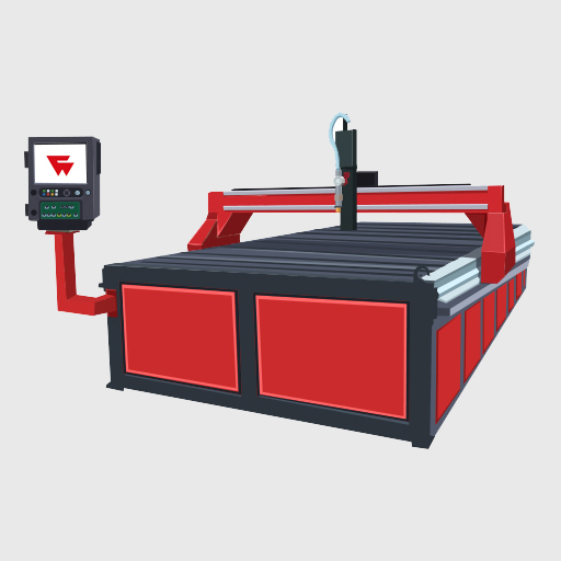Table CNC cutting machine