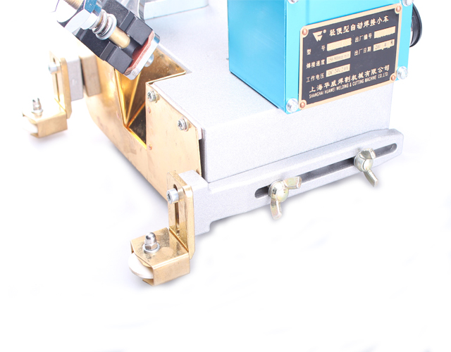 Small HK-8SS Light automatic magnet welding carriage image