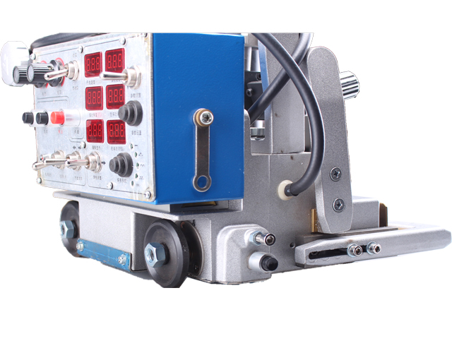 Small HK-8SS-W Magnetic Swing-type Vertical Welding Automatic Tractor image