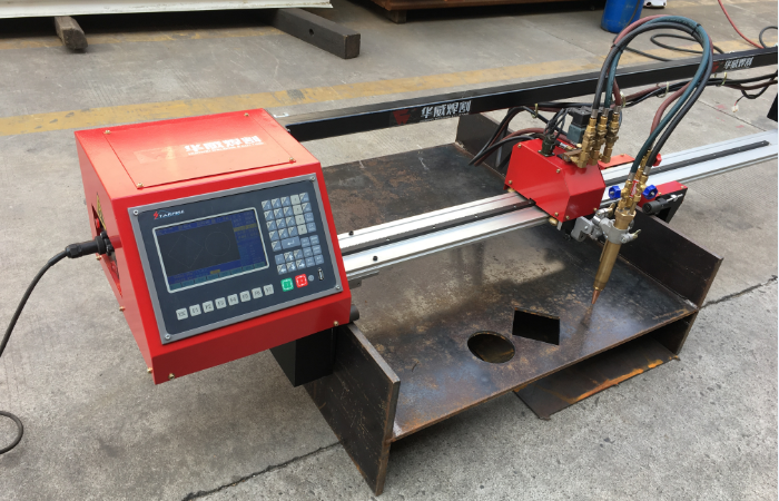 CNC H beam sub-plate plasma cutting machine