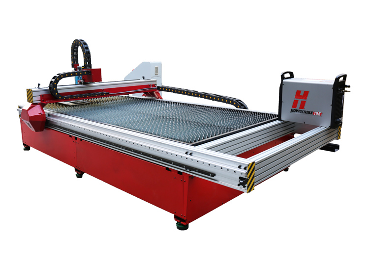 Small TNC Economical table model CNC plasma cutting machine image